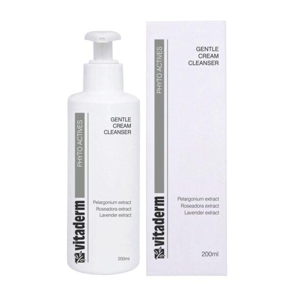 Vitaderm Gentle Cream Cleanser