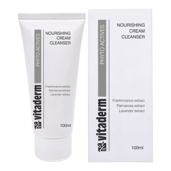 Vitaderm Nourishing Cream Cleanser