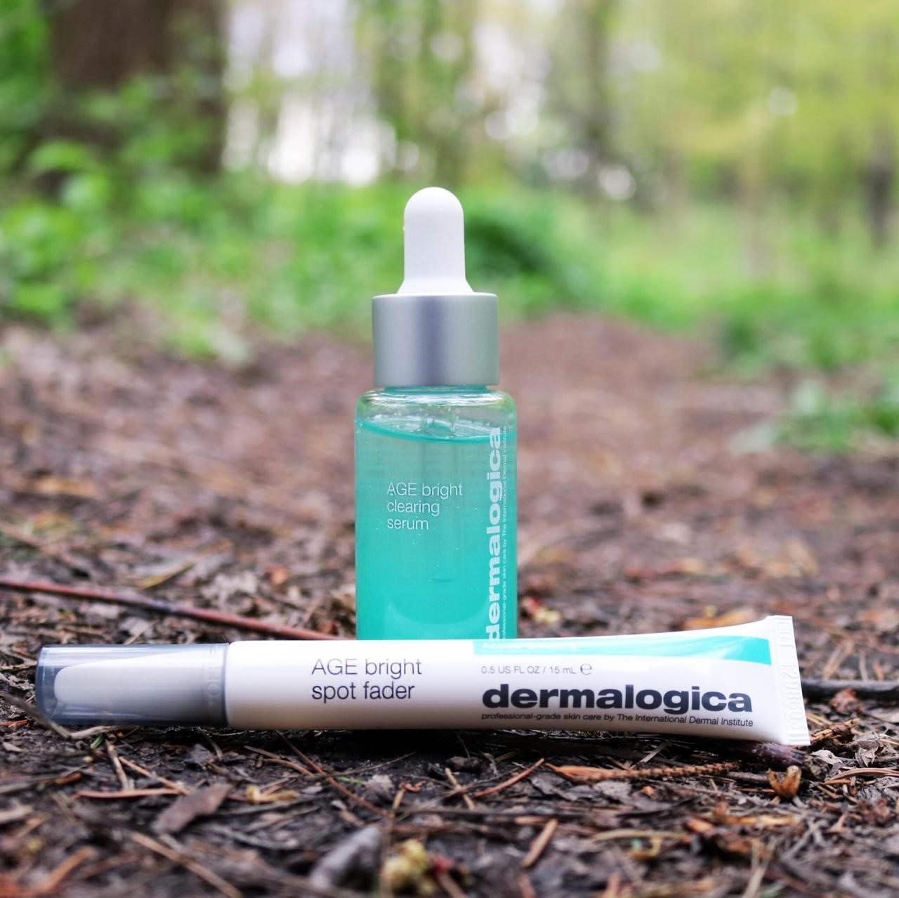 Dermalogical facial products
