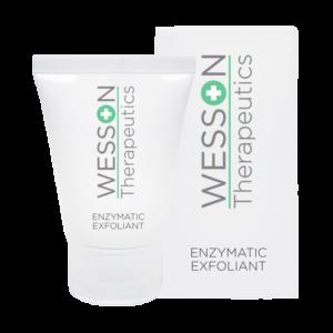 Wesson Enzymatic exfoliant