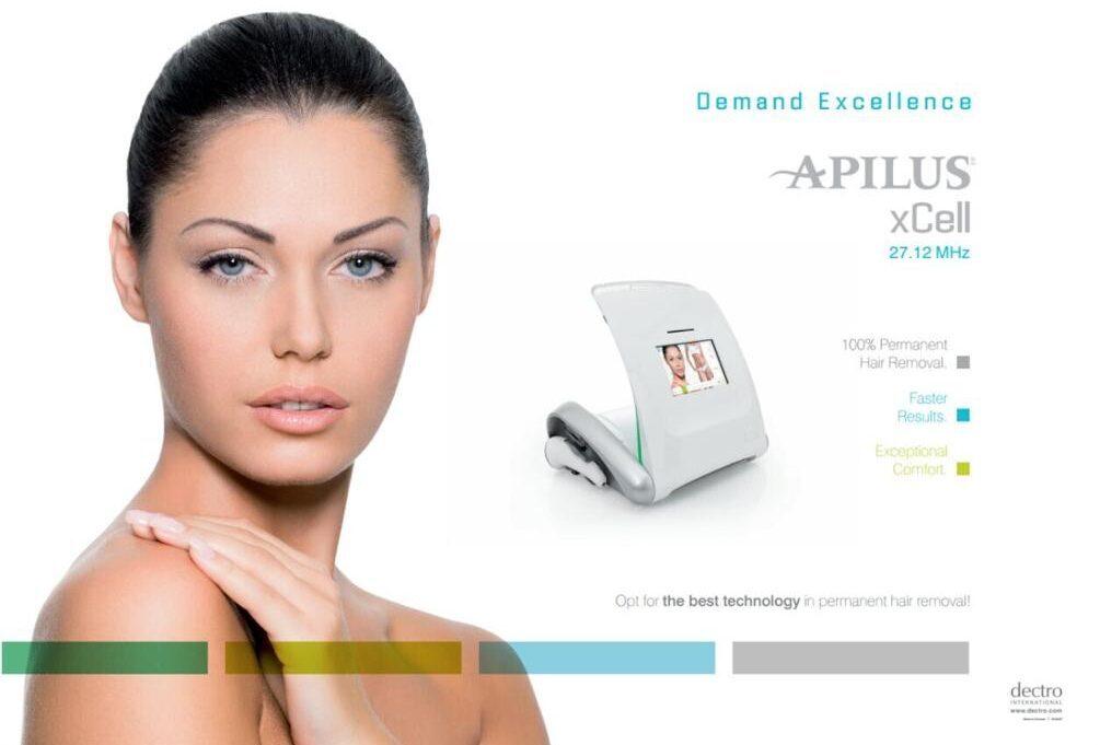 Apilus Electrolysis Hair Removal