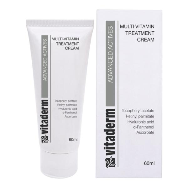 Vitaderm Multi-Vitamin Treatment Cream
