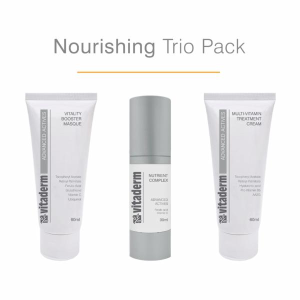 Nourishing Trio Pack