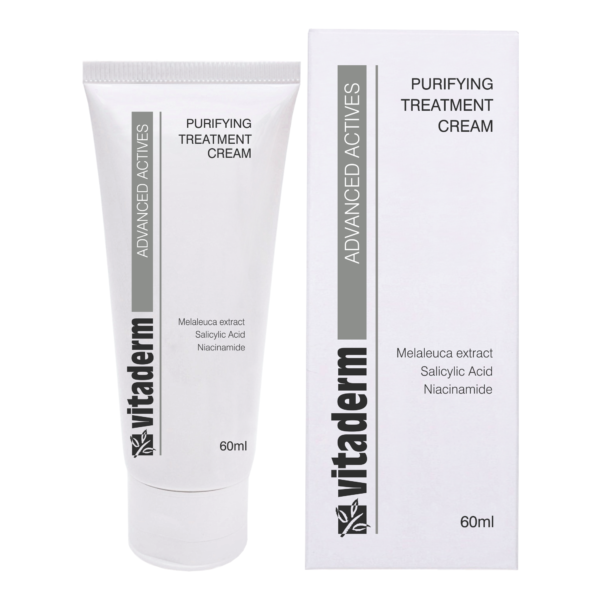 Vitaderm Purifying Treatment Cream