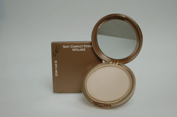 Silky Compact Powder #04